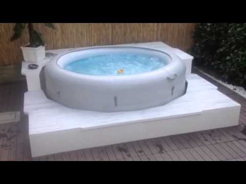 Piscina Jacuzzi Bestway Relax Pool
