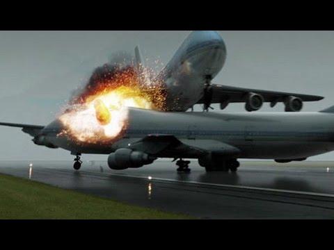 Fatales accidentes aereos - YouTube