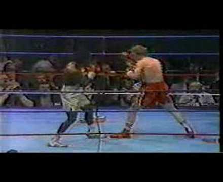 Donald Curry vs. Colin Jones