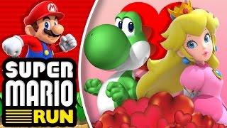 ¡PEACHOSHY IS REAL! - Super Mario Run