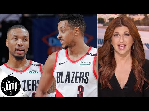How the Blazers went from first-round sweep to the verge of redemption | The Jump