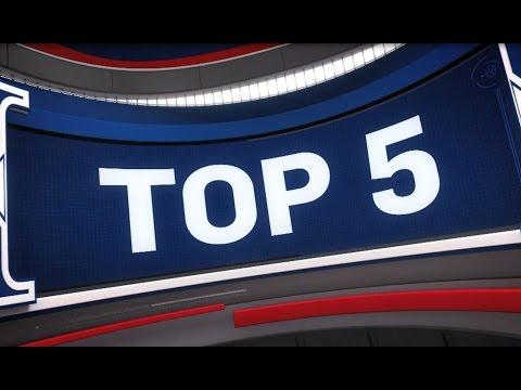 Top 5 NBA Plays of the Night: April 24, 2017