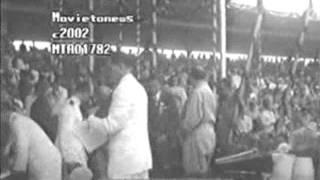 Manuel Roxas Presidential Inauguration