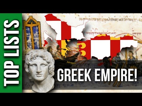 10 Things You Didn't Know About The Greek Empire