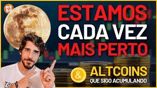 IMPOSSÍVEL NÃO ESTAR OTIMISTA EM RELAÇÃO AO BITCOIN E O MERCADO DE CRIPTOMOEDAS!