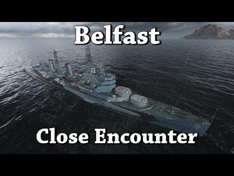 WoWS: Belfast - Close Encounter