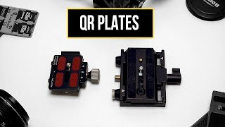 QUICK RELEASE PLATES - You Need Them OR You Don't!