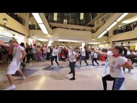 YAK Events Promotional Tour – Flash Mob at Mall of The Emirates, 2014, Dubai