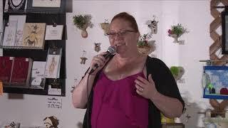 Comedian Corrina Lee Allen