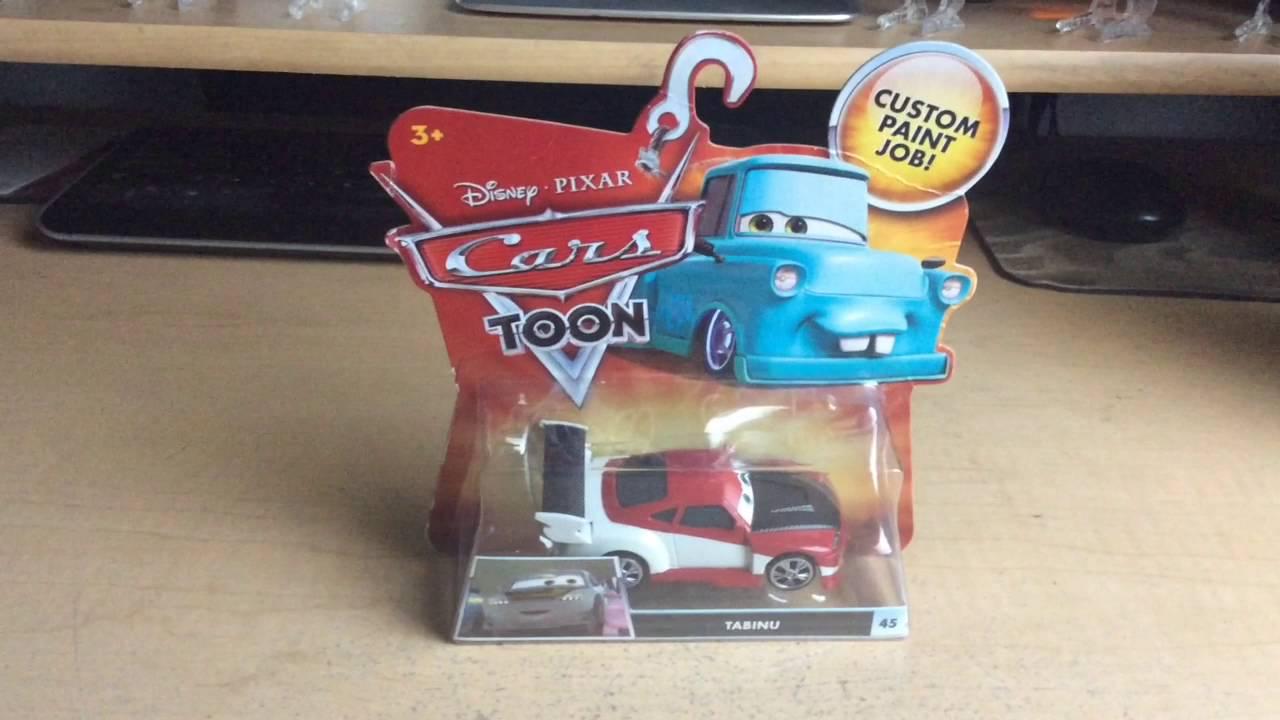 Disney Pixar Cars Toon Mater's Tall Tales Tokyo Mater