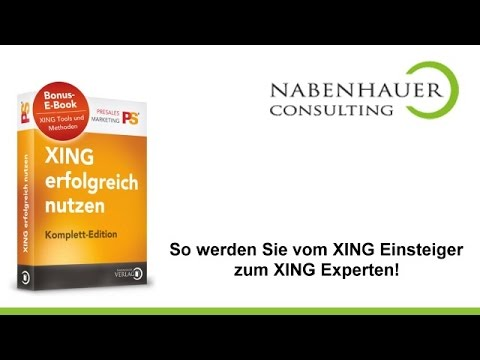 Xing für Unternehmer - Angebot: \