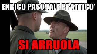 Enrico Pasquale Pratticò si arruola