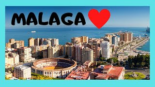 MALAGA, EXPLORING the historic CENTRE of this beautiful city, SPAIN