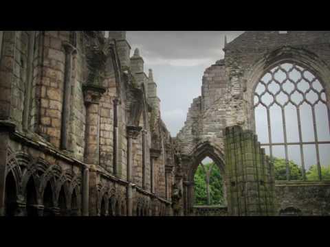 Edinburgh, Holyrood Palace & Abbey