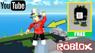 Hoe krijg je de jet pack in mad city op roblox? (Nederlands)
