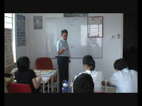 Beginning of the class - Russian language courses -  Summer intake 2009