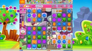 Candy Crush Saga Level 1227 (No Boosters)
