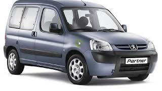 Changer un support moteur et Boite Peugeot Partner