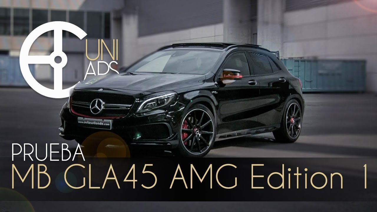 Review Mercedes Gla 45 Amg Edition 1 By Brabus Locura Youtube