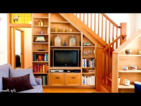 Creative Idea To Space Saving In Home-Space Saving Design Ideas For Small Living Rooms 2018