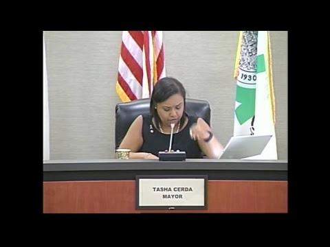 Council Meeting - October 10, 2017