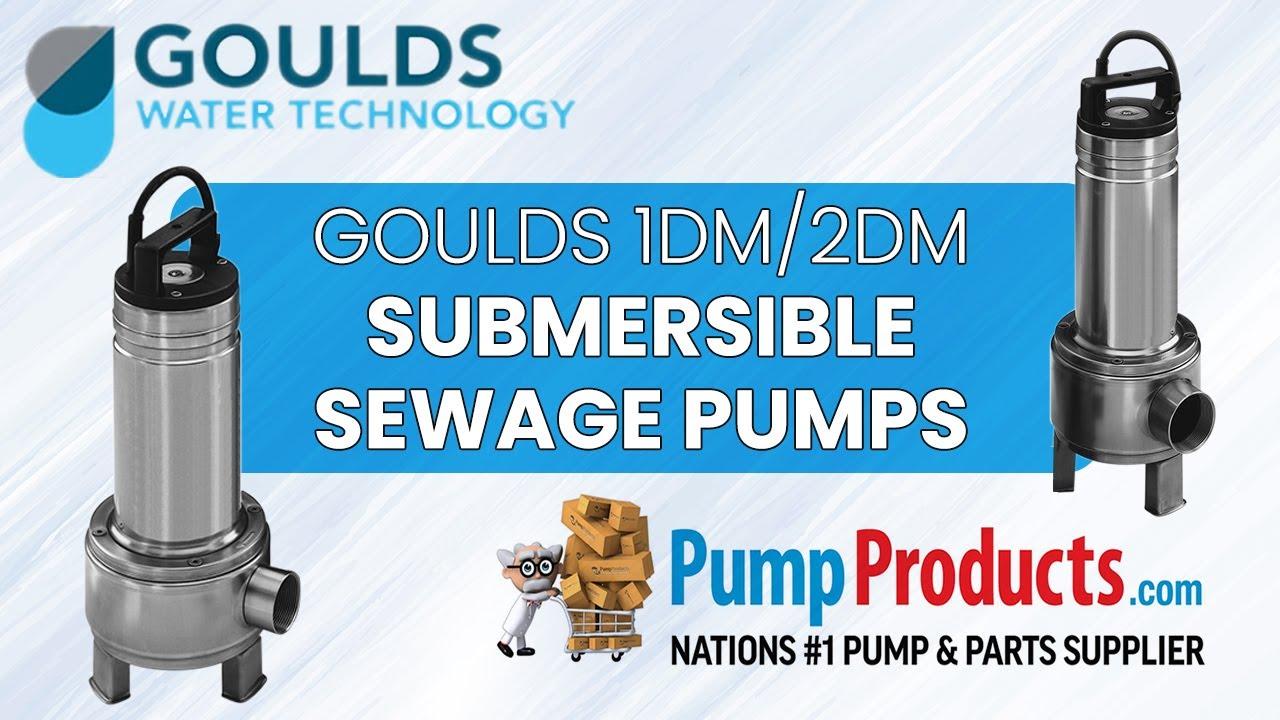 Submersible Pumps: Submersible Pumps Goulds