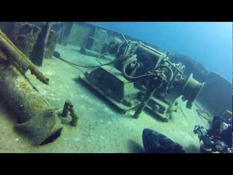 Shipwreck Diving, Nassau Bahamas