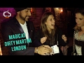 Magic at Dirty Martini London