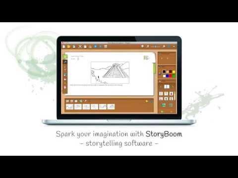 StoryBoom - Storytelling is easy