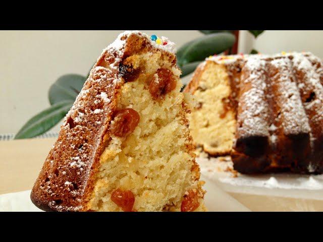 Очень Вкусный Творожный Кекс (Паска) - Просто Обалденный Рецепт | Curd Cake, English Subtitles