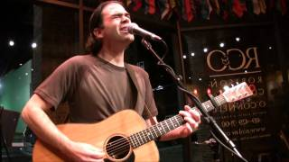 Josh Woodward - She Dreams in Blue live at Coffee Amici, 11/...