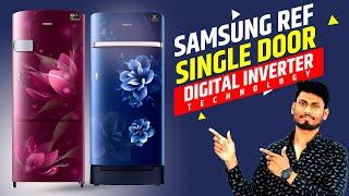 Samsung Single Door Refrigerator 2020 Latest Model 5 Star Digital Inverter Technology PrimeTVTech