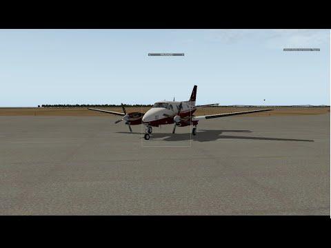 x plane 10  King Air C90B  #3