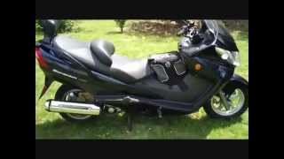 Suzuki Burgman Review (AN400)