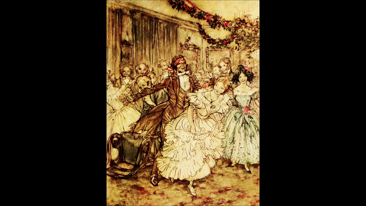 A Christmas Carol by Charles Dickens (Stave 1) Full Audio Book - YouTube