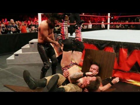 Ups & Downs From Last Night's WWE RAW (Nov 7)
