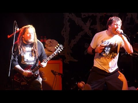Napalm Death - Hate, Fear and Power, Live at Dolans, Limerick Ireland, 17 March 2017