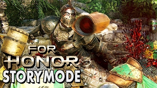 For Honor Story Mode German Gameplay #02 - Treffen mit Apollyon