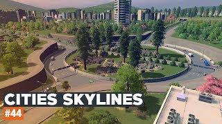 Cities Skylines #44 | ZALANE ULICE