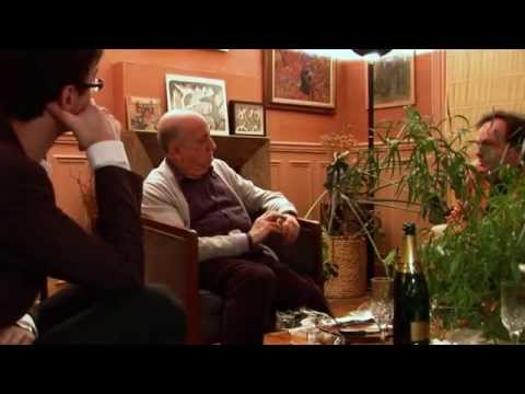 Eric Ferrand-N'Kaoua plays and meets Martial Solal #1