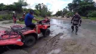 HD 1080p - Trilha de Quadriciclo e Moto por Mossoró/RN