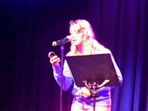 """Ellen Dymit - """"Truly Beauty"""" - Poetry Slam"""