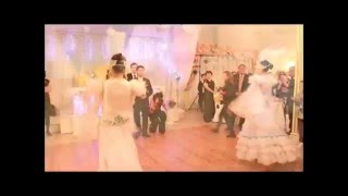 Kazakh song on the wedding