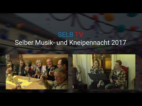 Selber Musik  und Kneipennacht 2017