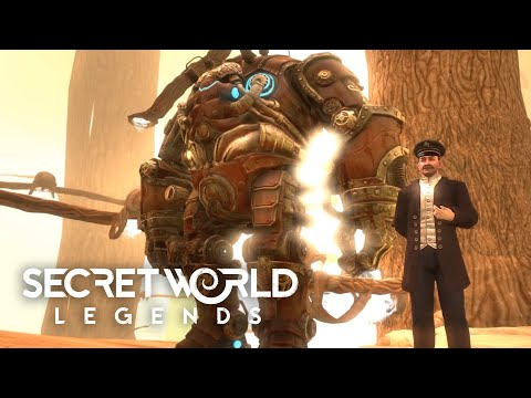 Secret World Legends – Launch Trailer