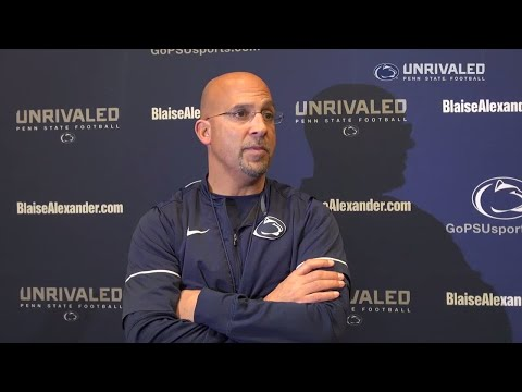 Wednesday Media: James Franklin (Nebraska)
