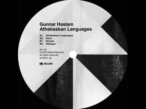 Gunnar Haslam - Athabaskan Languages - Delsin Records (dsr-c6)
