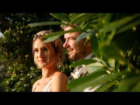 Sophie & Rob Wedding Highlights | San Pietro