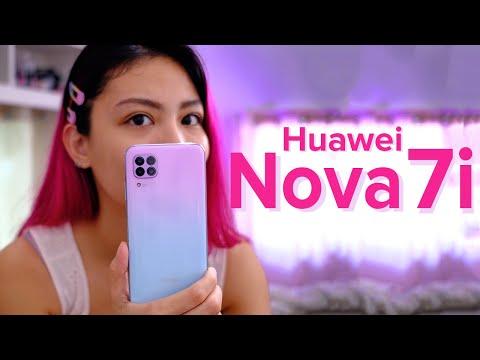 Huawei Nova 7i (Huawei P40 Lite) unboxing + photo samples