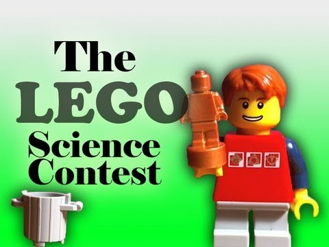 LEGO science Contest (fair) stop motion animation - YouTube
